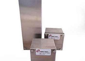 Cotar caixa botoeira aço inox