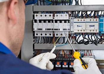 Projeto elétrico comercial